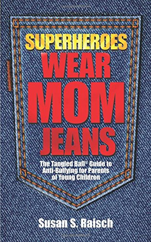 Superheroes Wear Mom Jeans Anti Bullying product image