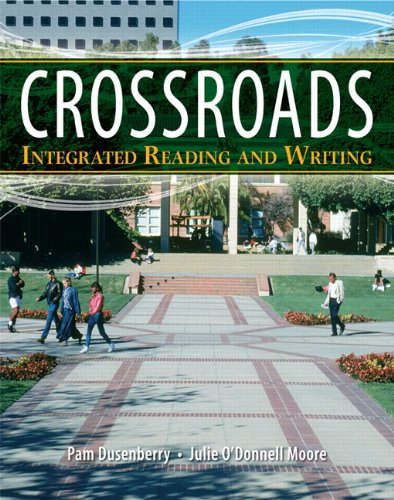 Crossroads: Integrated Reading and Writing with NEW MySkillsLab -- Access Card Package