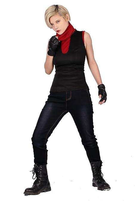 Elektra disfraz adulto mujer Cool Color Negro en la parte ...