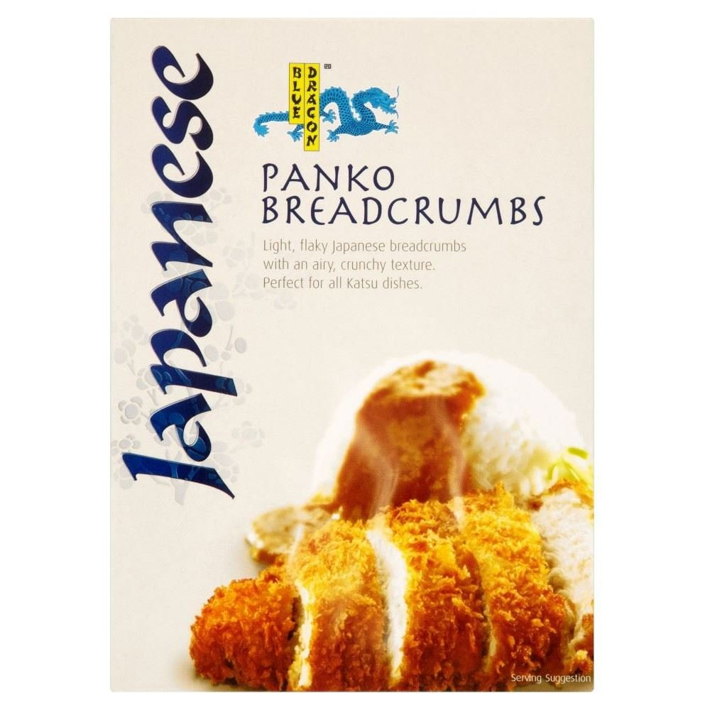 Blue Dragon Panko Breadcrumbs Mix (120g) - Pack of 2