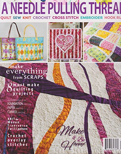 A Needle Pulling Thread Magazine Spring 2017