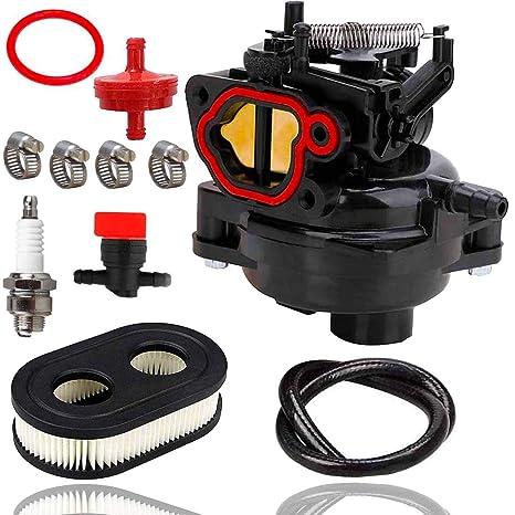 Carburetor Carb For Briggs /& Stratton 550EX 725EXI 625EX 675EX 140cc Spark Plug