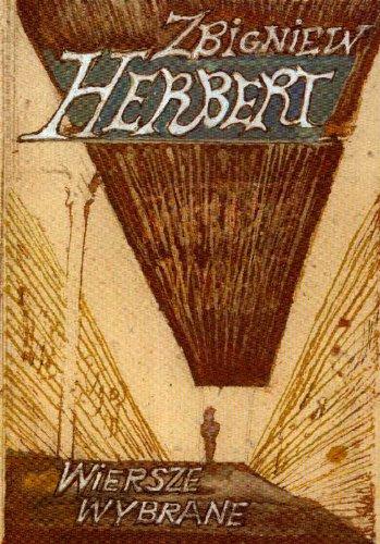 Wiersze wybrane Zbigniew Herbert