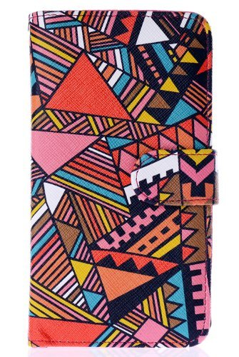 Note 3,Note 3 case,Galaxy Note 3 case,Samsung galaxy note 3 case,Note 3 leather case,Note 3 wallet case,Note 3 wallet leather case cover,Flipcase Galaxy Note 3 Aztec Tribal Pattern Design Wallet card holder Pu Leather Flip cover Case
