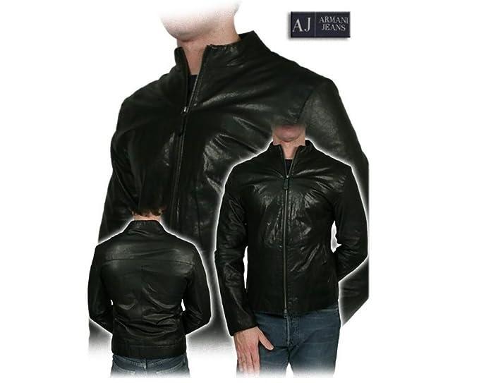 Vera it Uomo Jeans Taglia 48 Amazon nqFt1F07w4 Pelle Armani Giacca dRwqxSOY 68271f11864