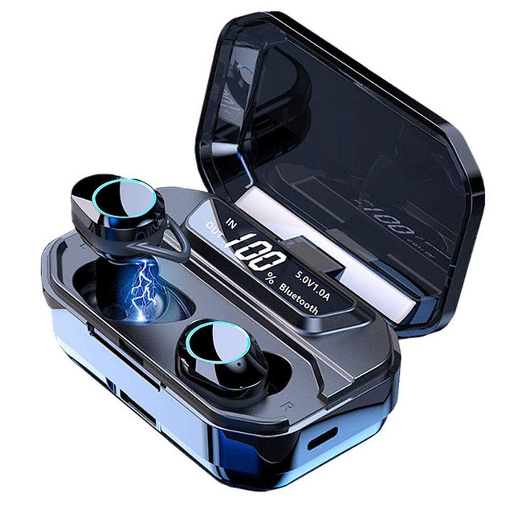 Auriculares Earbuds Inalambricos CUFOK Waterproof IPX7 G02Bl