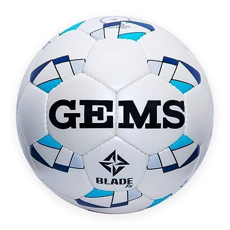GEMS Futsal Blade FX - Balón de fútbol, Bianco, 4: Amazon.es ...