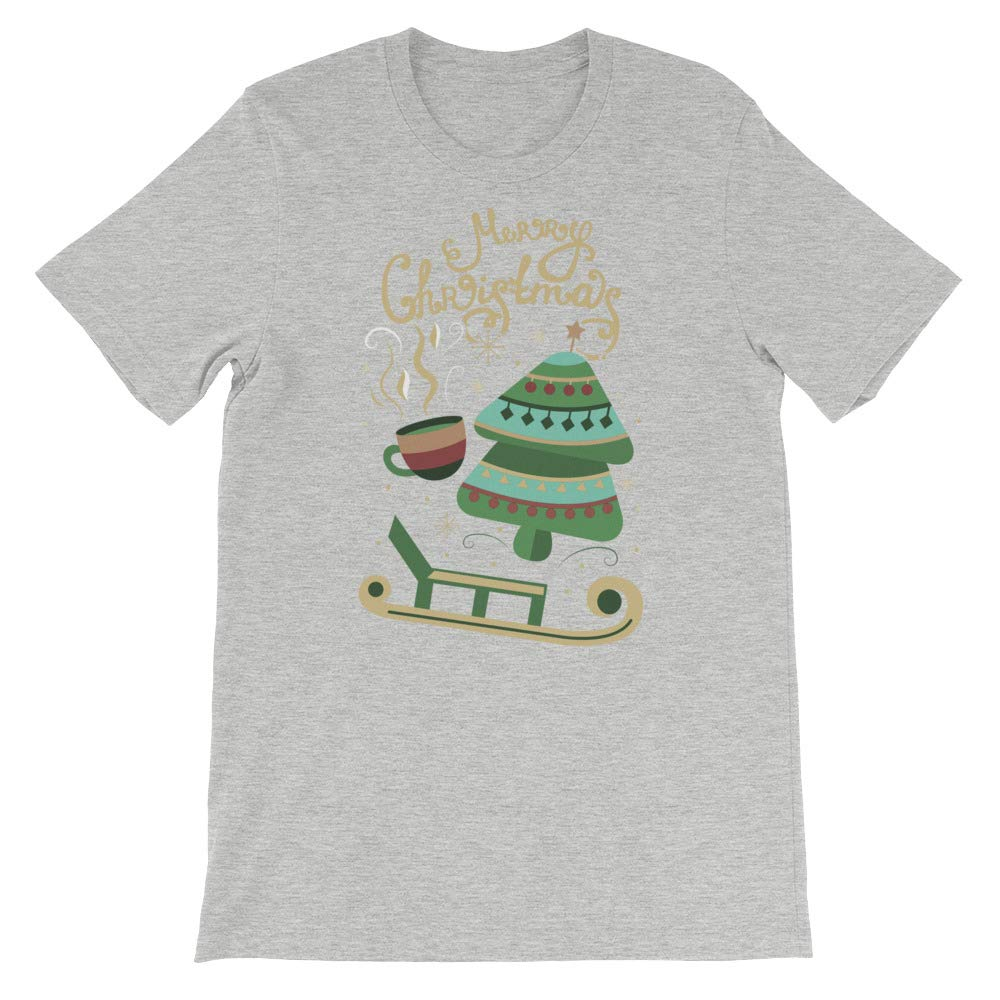 Spicy Cold Apparel Merry Christmas T-Shirt Graphic Shirts Funny Unisex Shirt