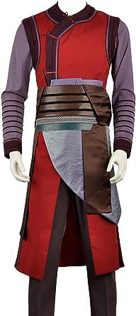 Cos-Love Doctor Strange Wong - Chaleco para Hombre, Camiseta ...
