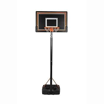 cd5f478613d26 Swager Panier de Basket Ball sur Pied, Hauteur réglable (5 Niveaux  réglables),