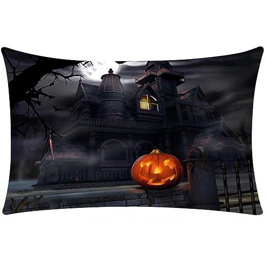 Overdose Almohadas Impresas De Halloween Cubierta DecoracióN ...