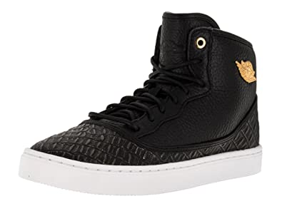 brand new cdfeb 27a83 ... reduced jordan jasmine gg black metallic gold white größe 39 55b45 af3ef