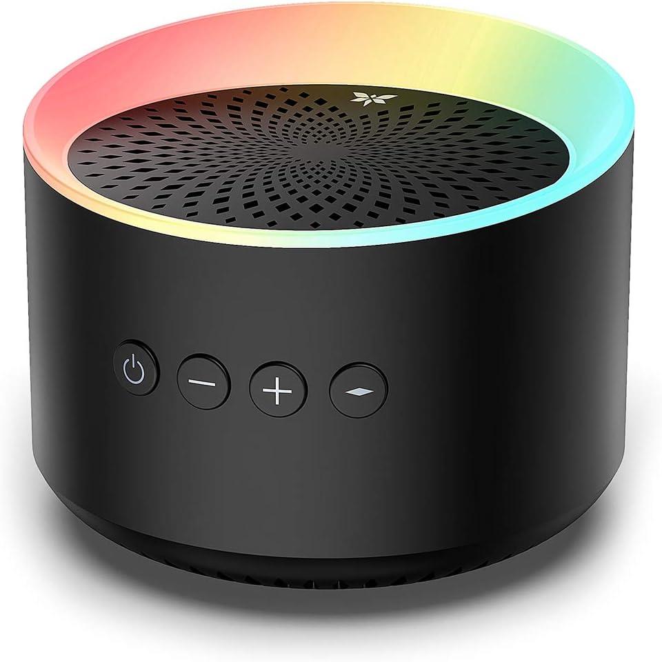 Axloie Altavoz Portátil Bluetooth 5.0 Altavoz Inalámbrico con Graves Profundos Sonido Estéreo 10H de Reproducción Tarjeta TF/AUX Micrófono Incorporado para Viajes Fiesta Casa (Negro)