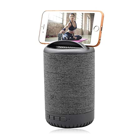 ENPEAR Wireless Bluetooth Speaker with Loud Stereo Sound, Rich Bass, 24-Hour Playtime, 66 ft Bluetooth Range, Built-In Mic. Perfect Portable Wireless Speaker for iPhone,Samsung and more 2019 Upgrade