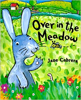 Image result for over in the meadow book