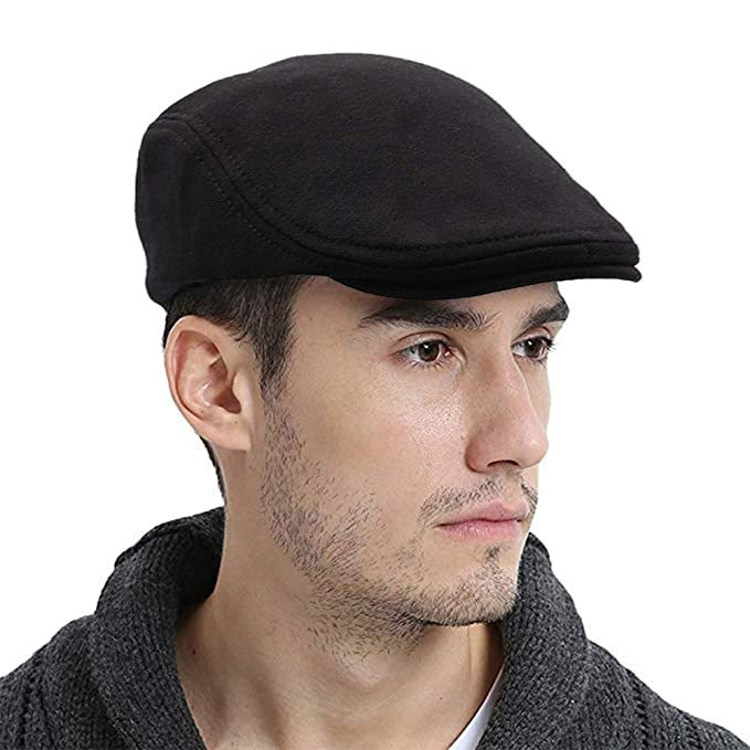 3a7ae3add10 Image Unavailable. Image not available for. Colour  WETOO Men s Flat Cap ...