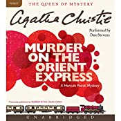 Murder on the Orient Express: A Hercule Poirot Mystery | Agatha Christie
