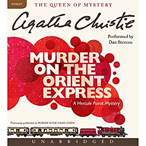 Murder on the Orient Express Hörbuch