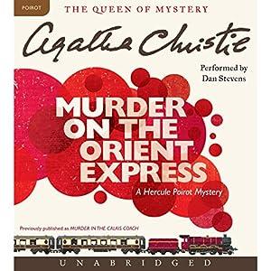 Murder on the Orient Express Audiobook