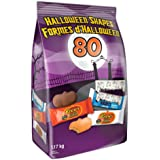 HERSHEY'S Halloween Chocolate Candy Assortment Bulk (Reese's, White Chocolate Reese's, Cookies 'N' Creme), Assorted Candy to