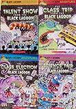 Black Lagoon Chapter Books #1-4 Box Set ; Class Trip, Talent Show, Class Election, Science Fair