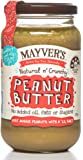 Mayver's Super Natural Crunchy Peanut Butter 375 g