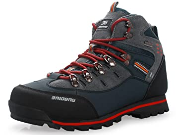 24385288b66 Gnediae men's hiking boots, trekking men waterproof outdoor shoes ...