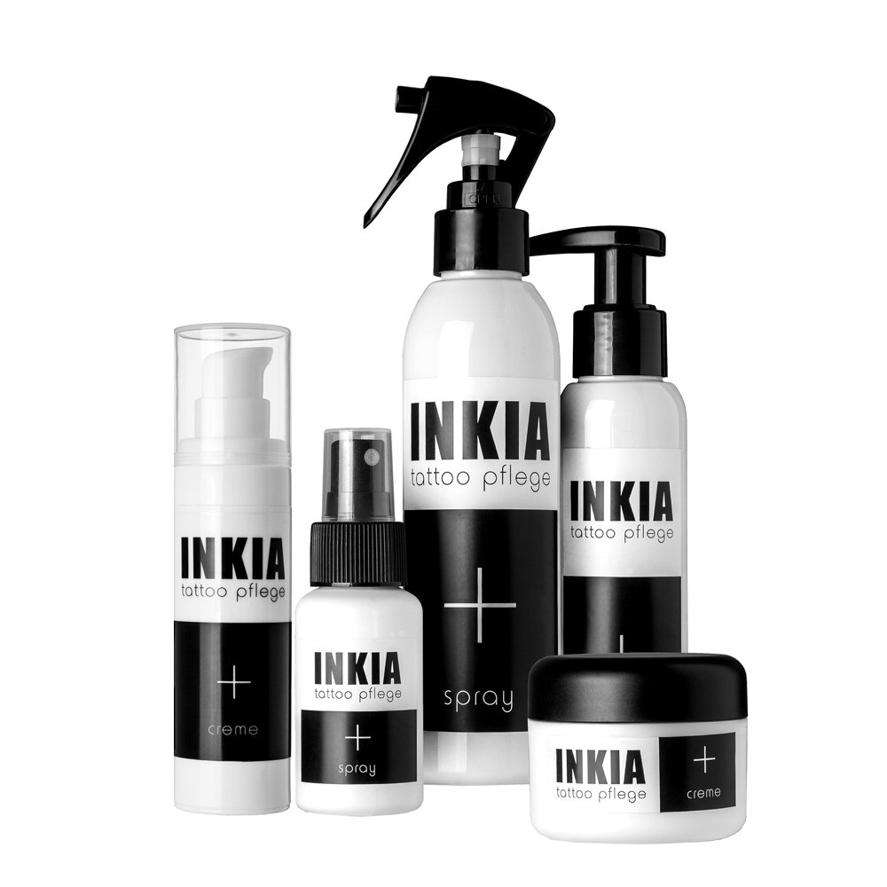 inkia Tattoo Crema 50 ml: Amazon.es: Belleza