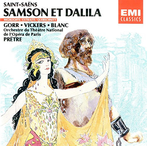(Samson & Dalila - Highlights)