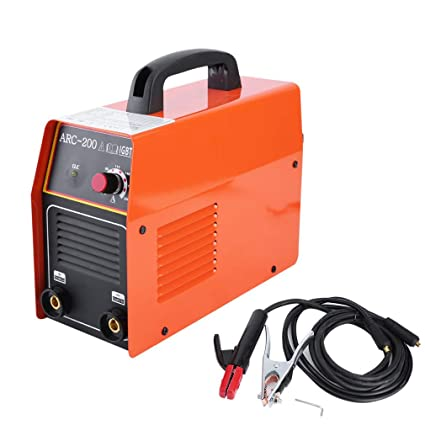 yesper 10 – 200 A TIG Arc MMA sudor dispositivo Stock Inverter soldar Sistema Digital Pantalla