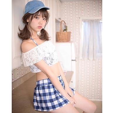 江野沢愛美さんの水着