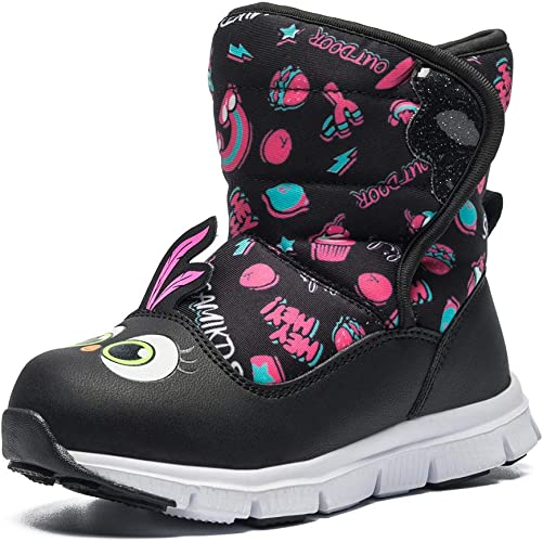 Own Shoe Girls Snow Boots Winter Warm