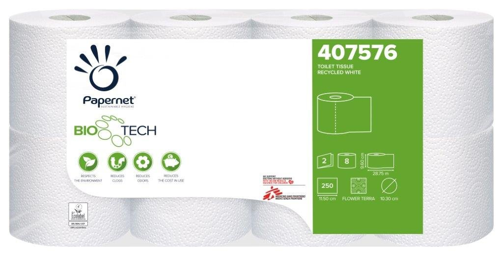 Biotech Superior Toilet Roll Papernet