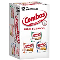 Deals on 12 Pack Combos Variety Pack Fun Size Baked Snacks 0.93-oz