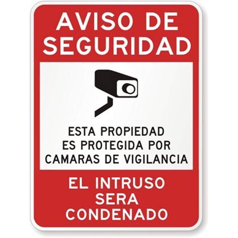 Noticia de Seguridad, Esta propieadad es protejida por ...