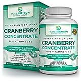 Best Cranberry Pills - Premium Cranberry Concentrate Pills by PurePremium Review