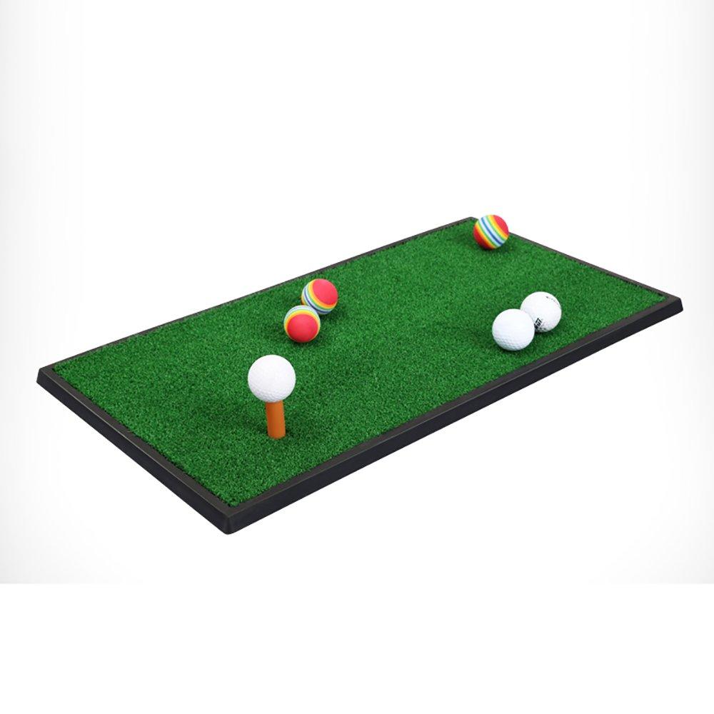 JI BIN USSHOP® ゴルフエクササイズブランケットスイングキャリースムーズボールパッド63 * 33cm +   B07KQSY7VK