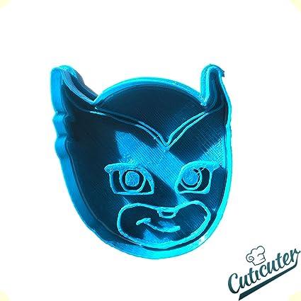 Cuticuter Owlette face PJ Masks
