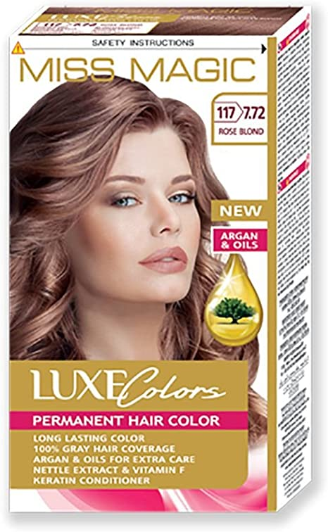 Tinta para pelo Miss Magic Tinte Rubio Rosa Hair Colour con ...
