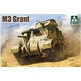 タコム 1/35 イギリス軍 M3グラント 中戦車 プラモデル TKO2086