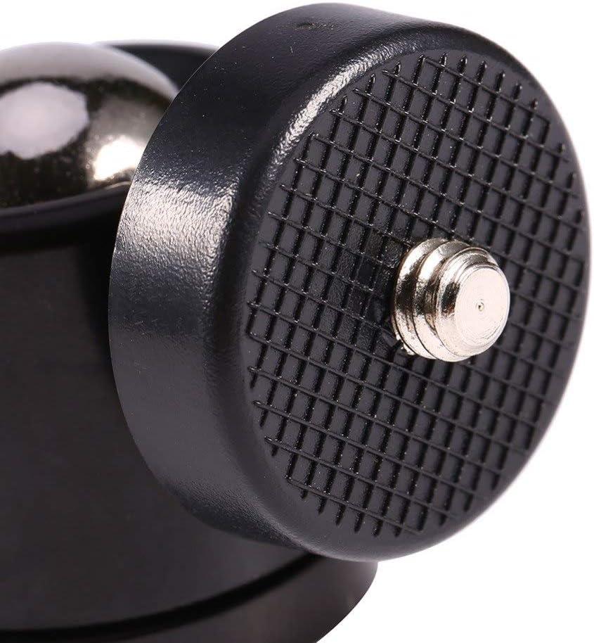 PrinceShop 360 Degree Camera Tripod Head 1//4 Screw Swivel Rotatable Ball Head Mount Ballhead Stand Bracket