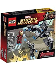 LEGO Marvel Super Heroes Iron Man vs. Ultron (76029)