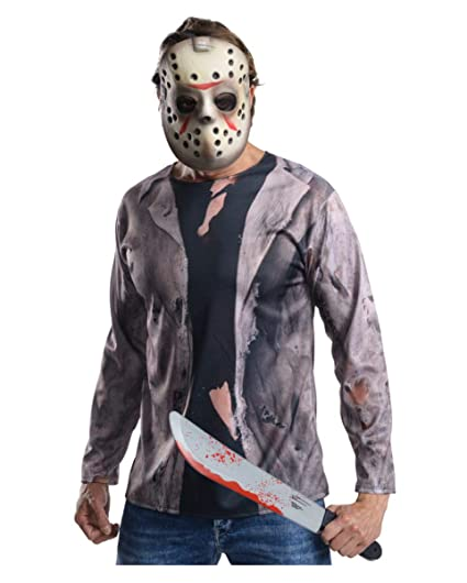 Horror-Shop Jason Conjunto de Vestuario Standard: Amazon.es ...