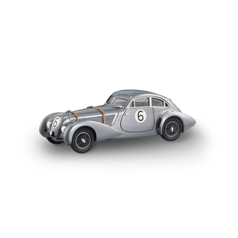 sin mínimo Brooklin Brooklin Brooklin Models - 1939 Bentley Embiricos 1949 Le Mans - LDM105B - Gunmetal (Escala 1 43)  estilo clásico