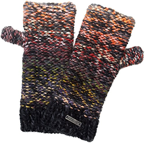 Screamer Women's Chellene Gloves, Carbon/Charcoal, One Size