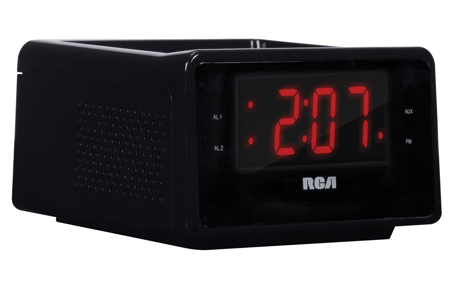 Audiovox RC127I Reloj Digital Negro - Radio (Reloj, Digital, iPhone,iPod, Negro): Amazon.es: Electrónica