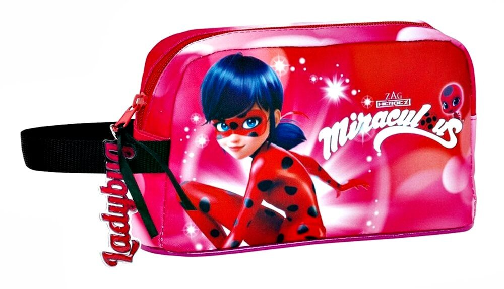 Ladybug Marinette Official Thermo Insulated Breakfast Bag 811712859