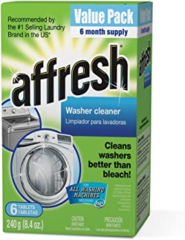 Affresh 6-Tablets Washer Machine Cleaner (8.4 oz)