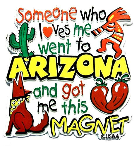 Someone who Loves me went to Arizona and got me this Fridge -