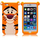 New Cute Cartoon Monsters Sulley Soft Silicone Back Case Cover For Iphone 6 4.7 Inch